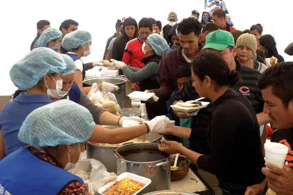 La Comarinformó que, hasta el 27 de enero, 256 personas han solicitado el reconocimiento de su condición de refugiado. Foto: Archivo   Cuartoscuro