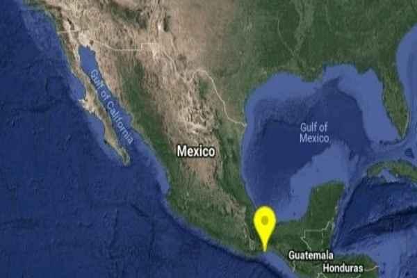 Hasta el momento las autoridades no han reportado víctimas ni daños materiales. Foto: @SSNMexico