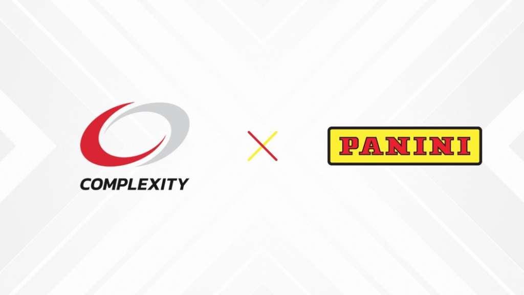 El acuerdo incluye tarjetas coleccionables tradicionales y pósters de la franquicia compLexity. @compLexity