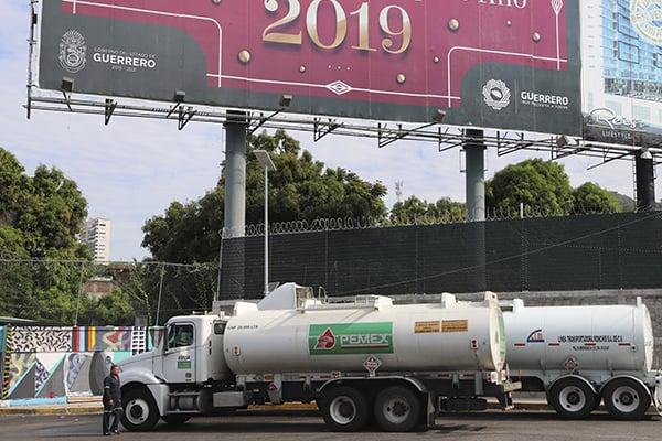 Autoridades reiteran que hay gasolina suficiente. FOTO: CUARTOSCURO