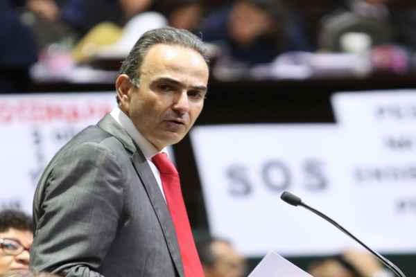 El gobernador de Puebla confió en queEstefan Chidiac realizará un buen desempeño al frente de la dependencia. Foto: Archivo   Cuartoscuro