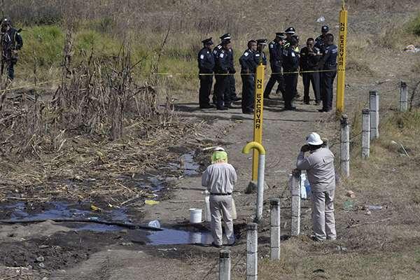 El robo de combustible debe combatirse profesionalmente, de manera estratégica, efectiva y sin afectar a los ciudadanos. FOTO: CUARTOSCURO