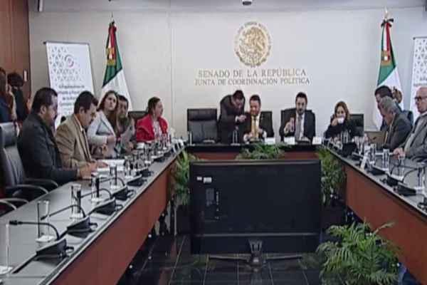 Aspirantes a la Fiscalía General de la República comparecen ante senadores: EN VIVO