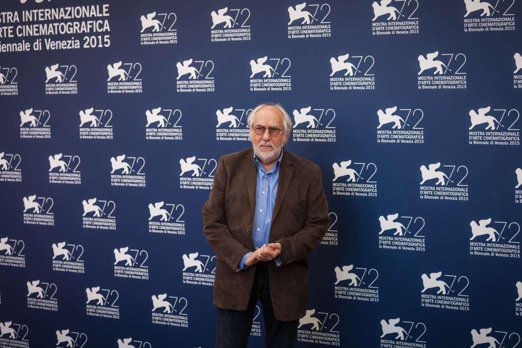 HOMENAJE. El realizador se mantiene activo y es una de las figuras esenciales del cine mexicano. Foto: Especial