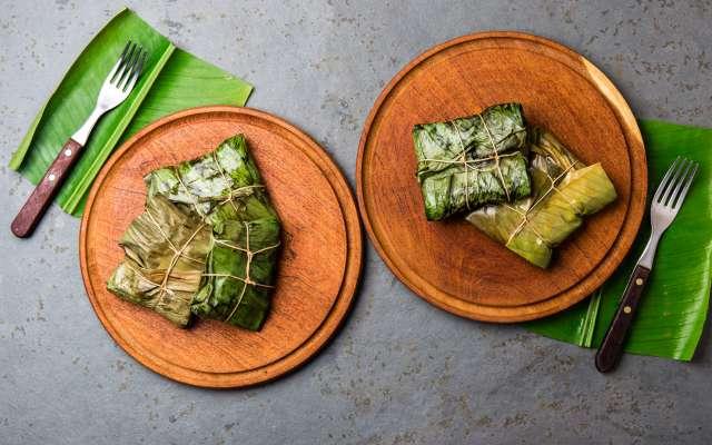 EL REY. El tamal surgió en Mesoamérica entre 800 y 500 a. C. Foto: Especial
