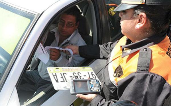 Resultado de imagen para multas de transito tlane