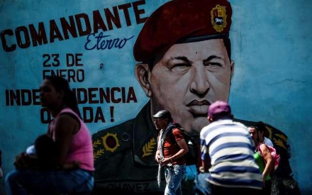 Actualmente nueve de cada diez venezolanos son pobres. FOTO:AFP
