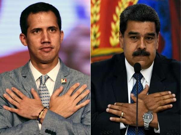Venezuela está sacudida por una pugna de poder desde el 23 de enero. FOTO: ARCHIVO/AFP