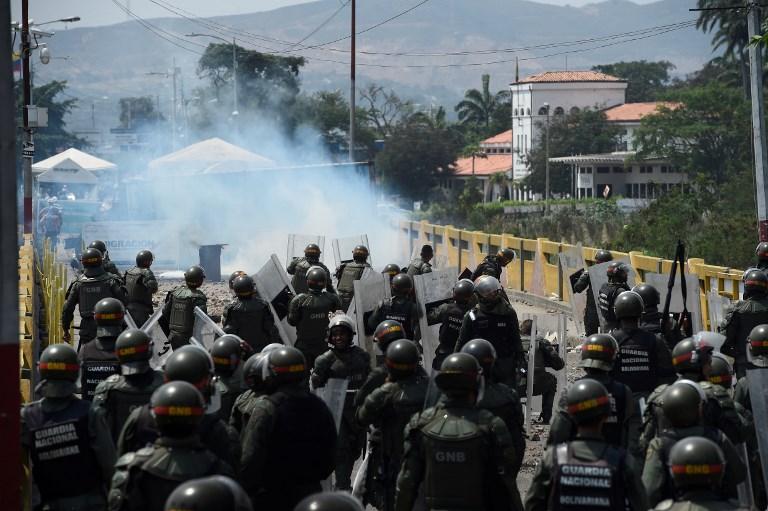 COLOMBIA-VENEZUELA-CRISIS-BORDER