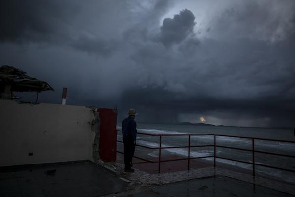 El clima en el país observa, a veces de manera simultánea, marcados contrastes. Foto: Cuartoscuro