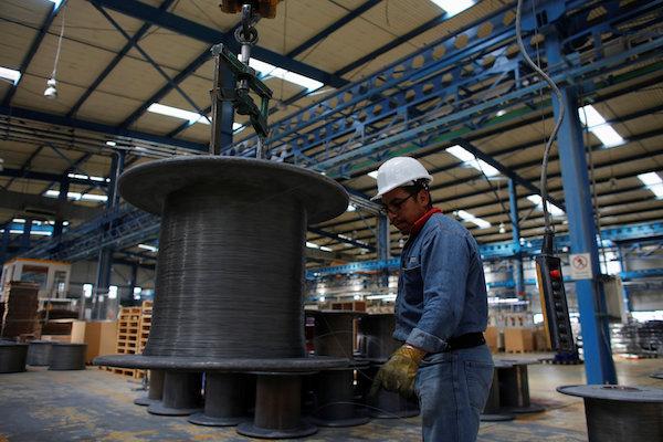 Según los datos reportados por el IMSS, en febrero se formalizaron 125 mil 982 puestos de trabajo. Foto: Reuters