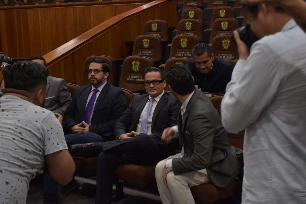 19 diputados del Congreso local están en contra del juicio político contra el fiscal Jorge Winckler Ortiz