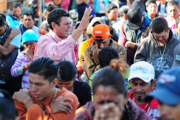 2 de cada 10 migrantes piden ser repatriados. Foto: Cuartoscuro.