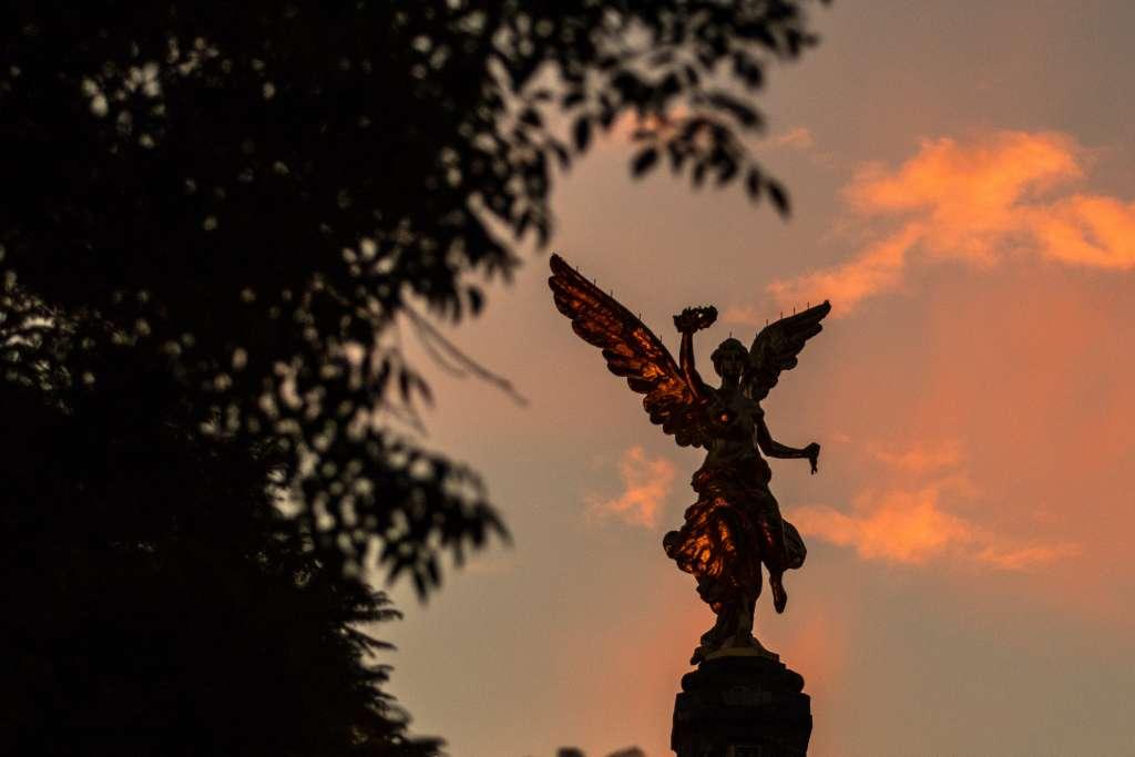 El arquitecto mexicano creó una de los monumentos más emblemáticos de la CDMX. Foto: Cuartoscuro