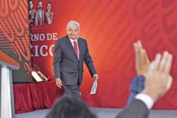 c7e490c887 López Obrador señaló que no quiere involucrarse en un asunto tan polarizado  como la situación en