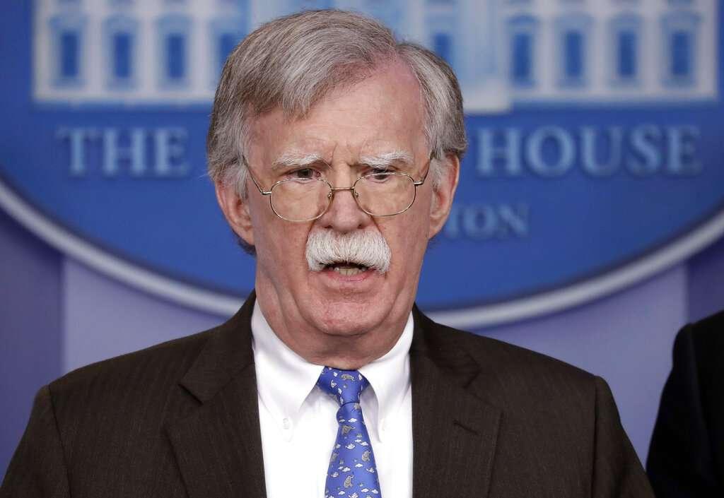 Bolton tuiteó el jueves que Maduro y sus principales asesores deberían retirarse. FOTO: AP