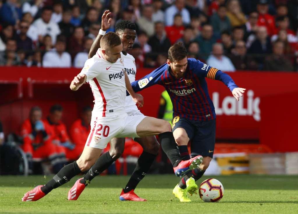Comparten en redes el golazo de Messi