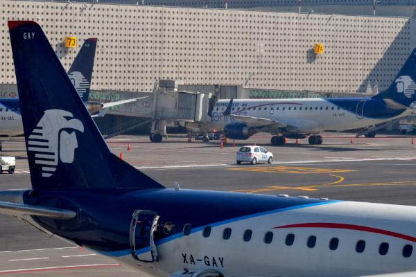 En tanto los vuelos nacionales le dejaron una facturación de 18 mil 462 millones de pesos, un alza de 9.8 por ciento anual