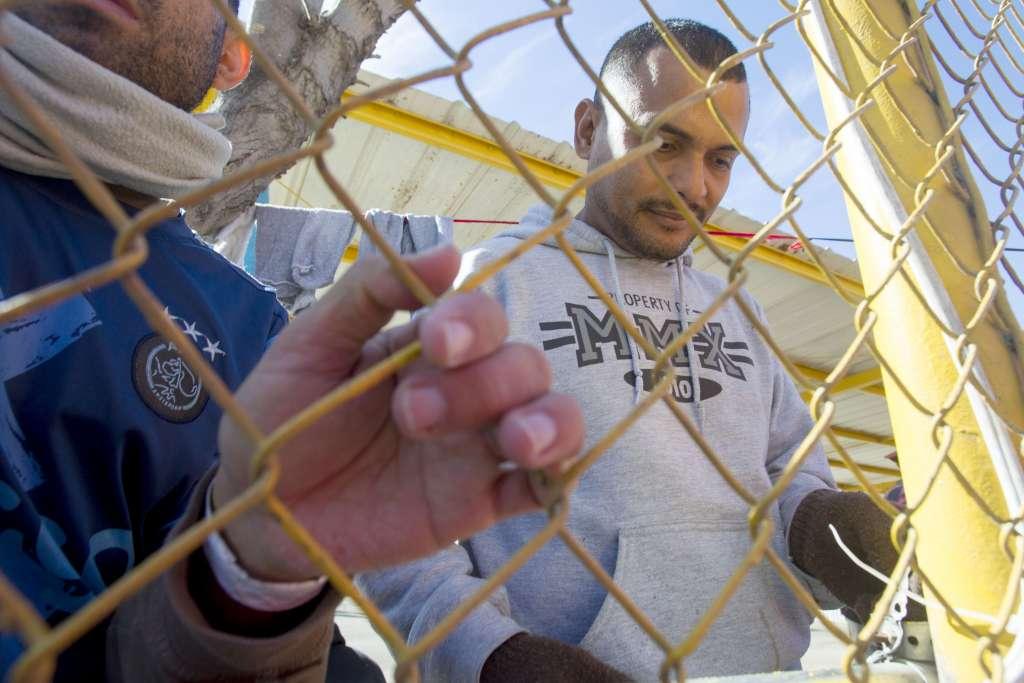 El migrante también denunció que fue amenazado con ser deportado sin un motivo aparente. FOTO: ARCHIVO/ CUARTOSCURO