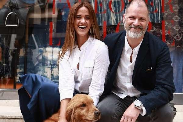 Veintiséis Taller es un proyecto fundado por la pareja en el que muestran su pasión por los textiles, accesorios y demás aditamentos para la decoración. Foto: Yaz Rivera y Óscar Valle
