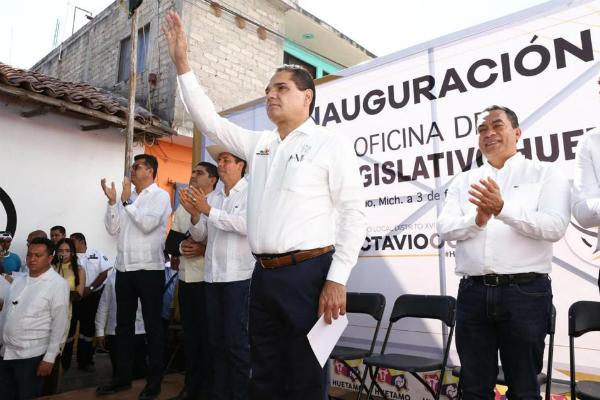 Aureoles Conejo reiteró su llamado a todos los sectores para cuidar Michoacán y a cerrar filas con el fin de enfrentar y resolver los problemas