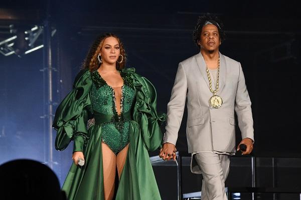 LA MÚSICA LOS UNE. Beyoncé y Jay Z hicieron un video en Louvre. Foto: Especial
