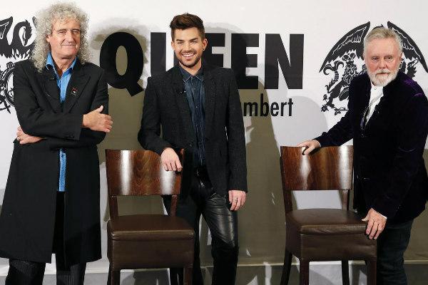 Un representante de Queen dijo que la banda