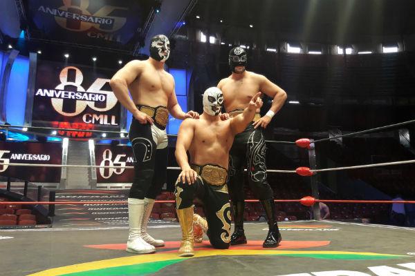 La función iniciará a las 7:30 de la noche del 12 de febrero en la monumental Arena México