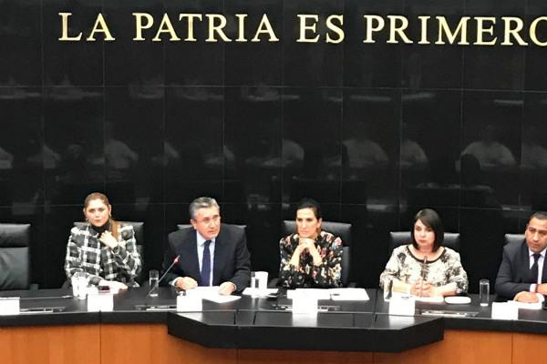 González Pérez, afirmo que, como se plantea, la Guardia Nacional no garantiza justicia y marca una ruta para militarizar áreas hasta ahora reservadas a las instituciones civiles