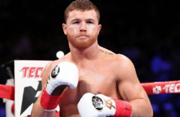El pujilista jalisciense buscará coronarse en los cuatro organismos rectores del boxeo. FOTO: ESPECIAL