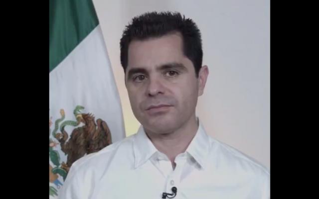 Marcelo García también fue ex delegado del Comité Ejecutivo Nacional del PAN en Puebla. FOTO: ESPECIAL