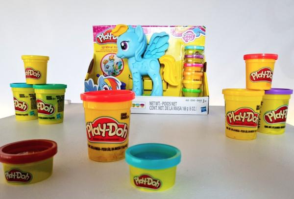 Hasbro recibió la protección de marca olfativa para Play-Doh. @IMPI_Mexico