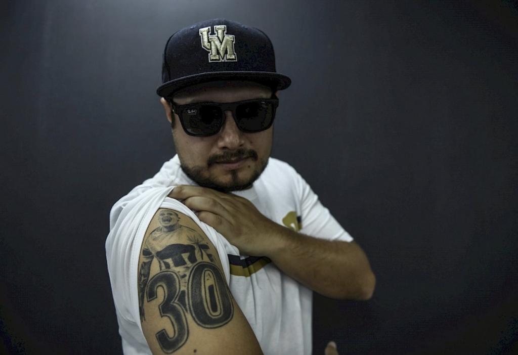 Nico Castillo, una huella del pasado