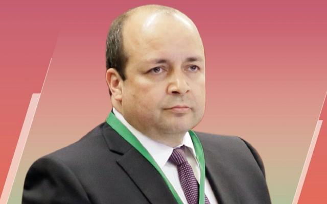 Ramiro Camacho sustituirá en el cargo a la comisionada saliente María Elena Estavillo. FOTO: @senadomexicano