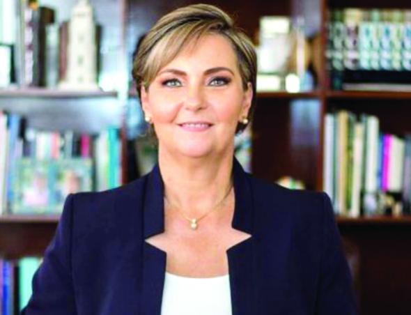 Yolanda Tellería Beltrán es presidenta municipal para el periodo 2016-2020.