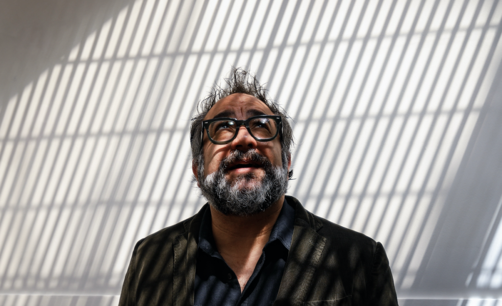 "Eugenio Caballero descifra ""Roma"""