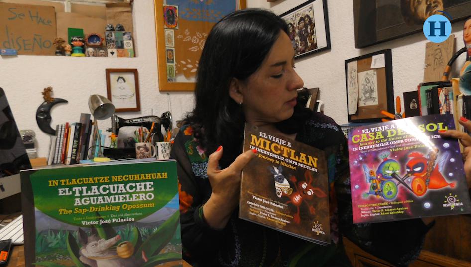 Resistencia, la editorial independiente que publica en lenguas indígenas