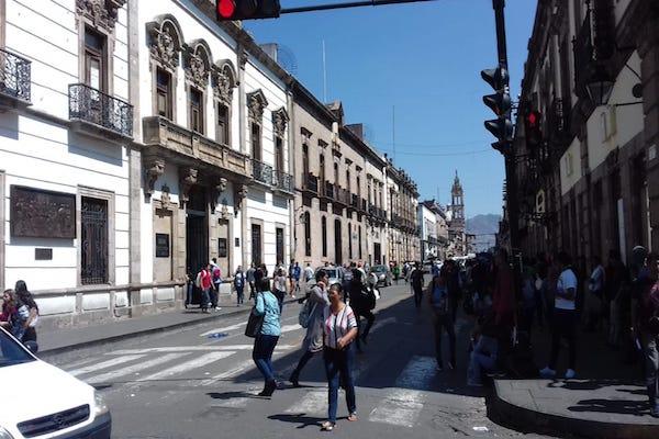 Centro Histórico de Morelia