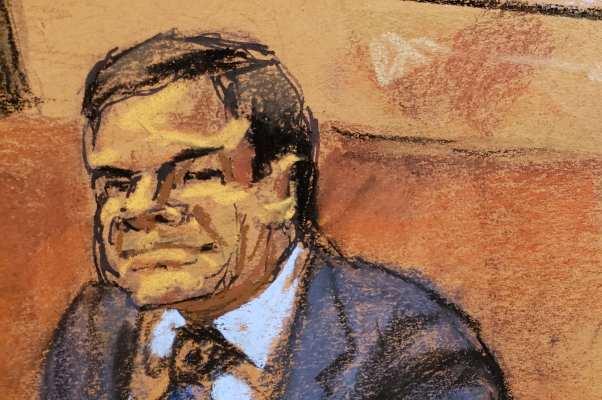 Con esto, el mexicano podría ser condenado a cadena perpetua. Foto: EFE