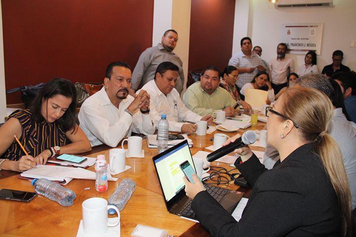 Verduzco Rodríguez agregó que aunque no han encontrado más restos, la búsqueda sigue con equipos de última tecnología