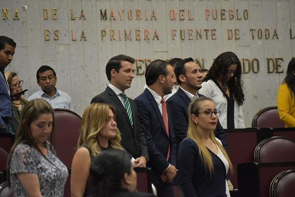 Con 47 votos a favor de los diputados presentes, se acordó que el Estado deberá de pagar la deuda que se generó en 2016 con los ayuntamientos, incluyendo al municipio de Veracruz. Foto: Especial