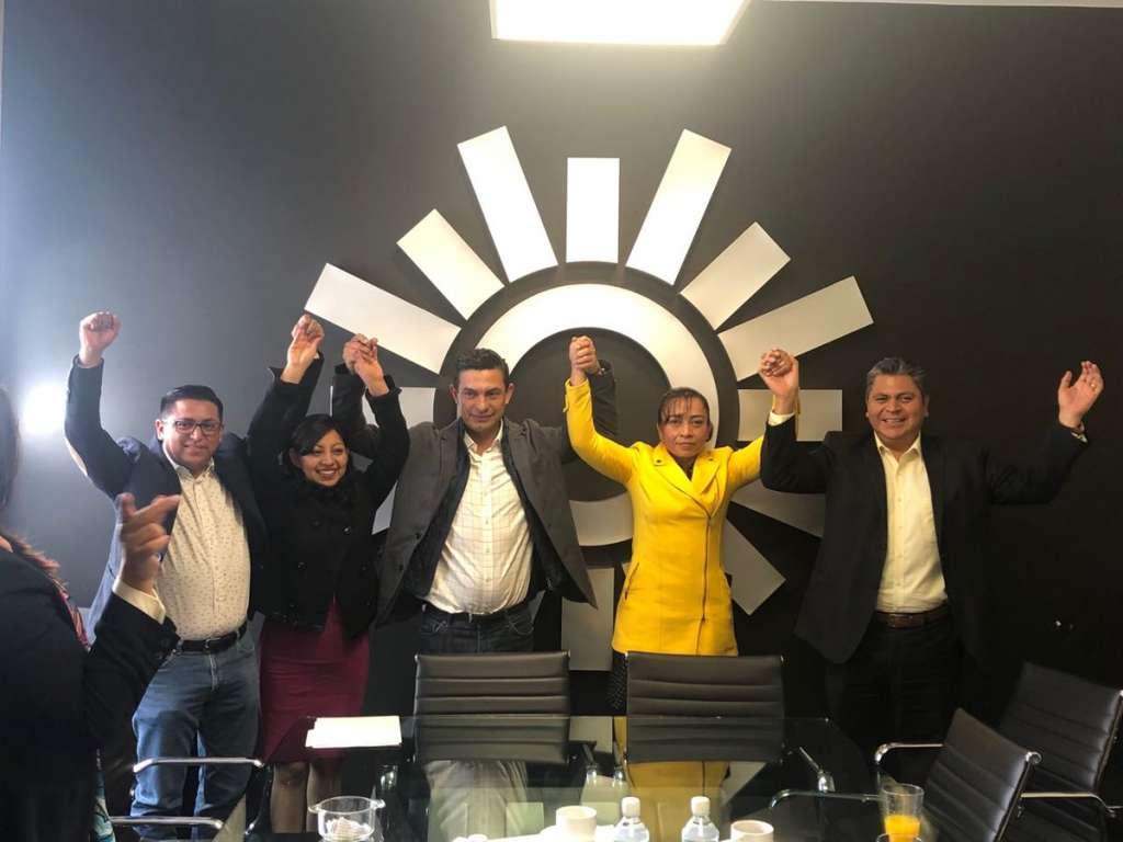 Carlos Martínez Amador destacó que mientras se define la forma como participarán en la nueva elección de gobernador de Puebla comenzarán un intenso trabajo de fortalecimiento de su estructura electoral