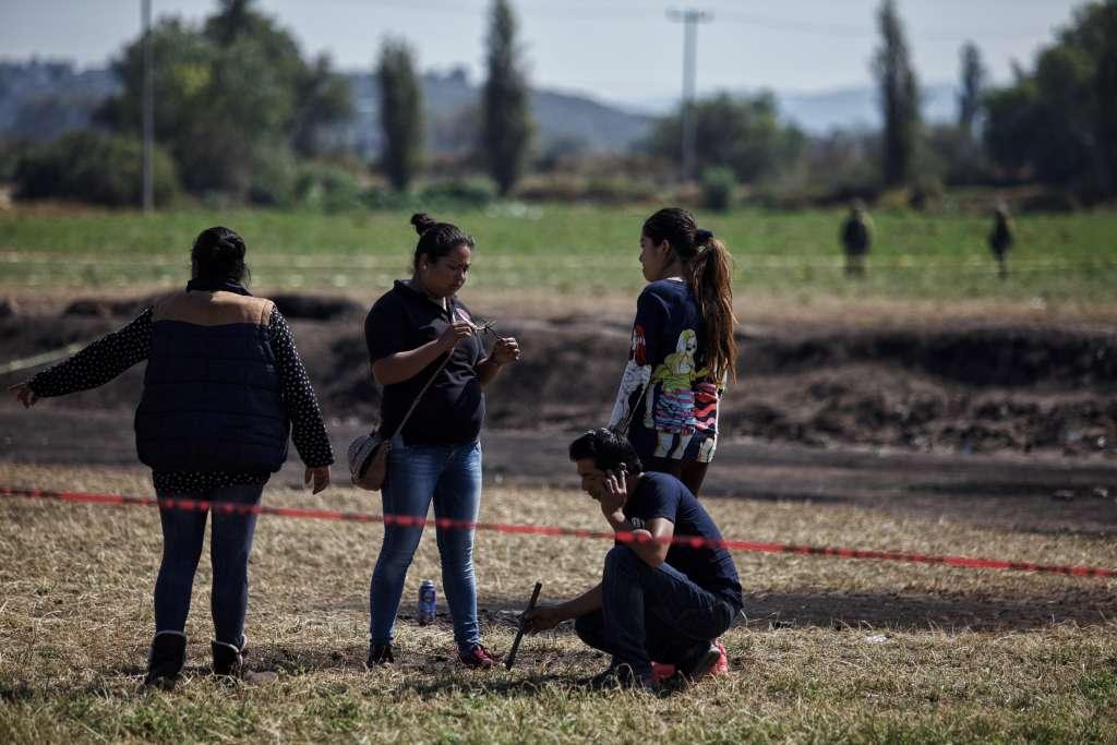 Al menos 52 restos siguen analizando en el Semefo FOTO: ARCHIVO/ CUARTOSCURO