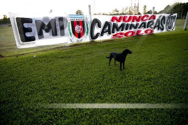 Despiden al futbolista Emiliano Sala