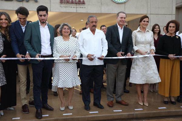 Rosy Fuentes recalcó el apoyo que el DIF le ha brindado a la población sinaloense