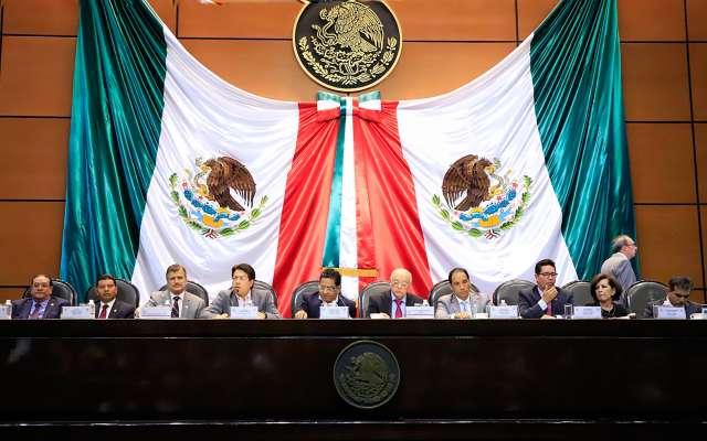 La propuesta fue modificada por los senadores, quienes cambiaron el mando mixto por uno civil. FOTO: ARCHIVO/ CUARTOSCURO