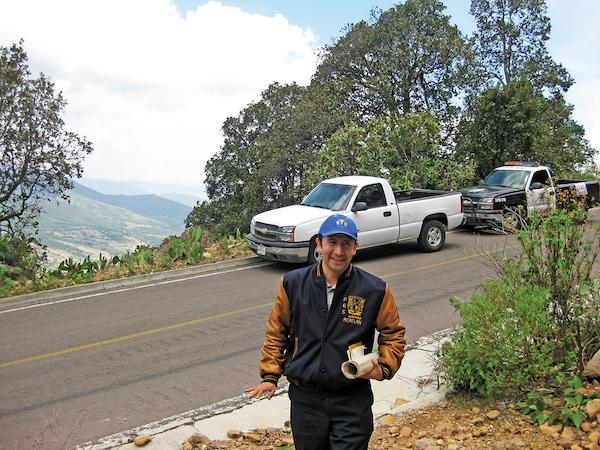 El especialista en ingeniería sísmica de la FES Acatlán indicó que un aviso del riesgo en la región fue el sismo del 19 de septiembre del 2017
