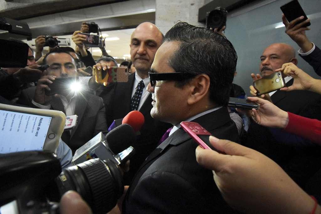 Una vez que Jorge Winckler llegue a juicio, será sujeto a investigación. FOTO: ARCHIVO/ CUARTOSCURO
