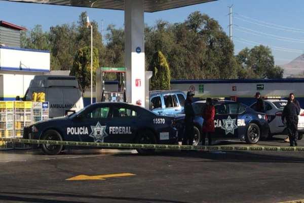 Al lugar llegaron las autoridades para dar inicio a las investigaciones correspondientes. Foto: @luismiguelbaraa