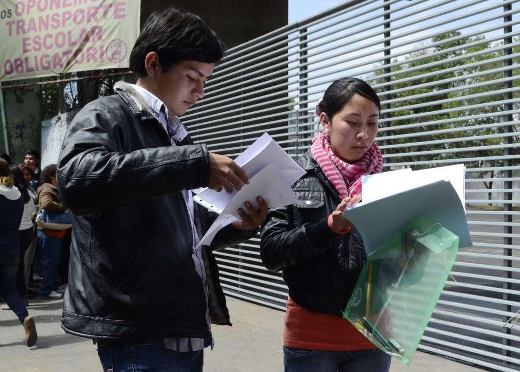 Examen de admisión para la UNAM
